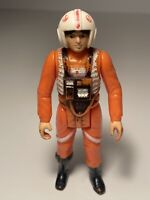 🔥Vintage Star Wars Action Figure 1978 HK 3-LINE CCO LUKE SKYWALKER X-WING PILOT