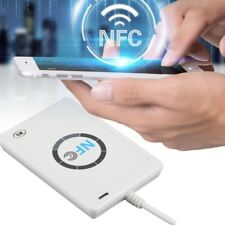 NFC 13.56 MHz ACR122U RFID Contactless Smart Reader & Writer / USB IC Card New