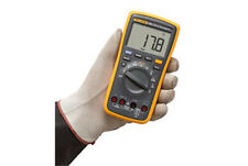 FLUKE 17B+ Digital multimeter Tester DMM with TL75 test leads F17B+