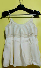 Zara Beige crochet Camisole