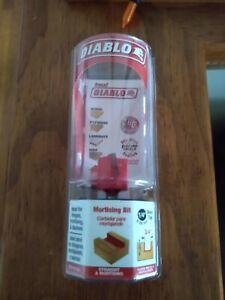 Diablo DR16104 Carbide Mortising Router Bit