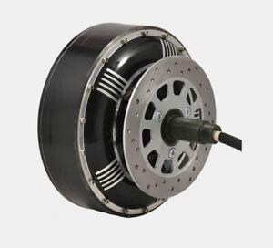 8KW 72V Brushless Electric Car ECar Hub Motor NEW