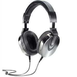 Ultrasone - Edition 8 Ruthenium Audiophile Headphones, Authorized Dealer