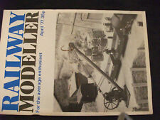 **s Railway Modeller April 77 Long Suffren / Gresley's N2 0-6 2 Ts