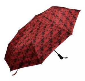"SUPREME SHEDRAIN WORLD FAMOUS 54"" UMBRELLA - RED - S/S 2018 - 100% AUTHENTIC"