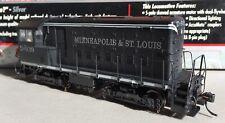 Atlas Silver series Custom Minneapolis & St. Louis HH660 D-939