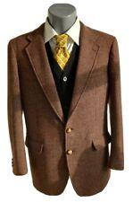 Men's Scottish Harris Tweed SPORTS Country Jacket Chest 38