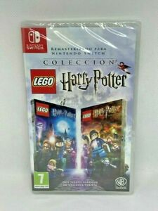 Lego Harry Potter Collection (Nintendo Switch, 2018) *Neu&Ovp*