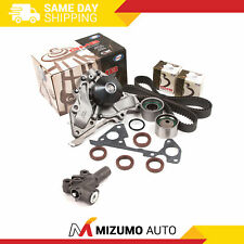 Timing Belt Kit Water Pump Hydraulic Tensioner Fit 02-06 Kia Hyundai 3.5L DOHC