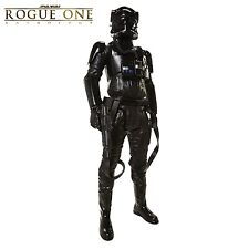 Deluxe Tie Fighter Pilot 1:4 Replica Star Wars Rogue One Statue/ Figur Big-Sized