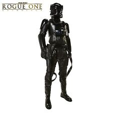 Deluxe Tie Fighter Pilot 1:4 Replica Star Wars Rogue One Statue/ Figur Big-Sized