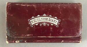 [Charlotte High School]    J. E. McClintock    Manuscript Student Diary   1883