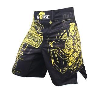 Shorts Boxing Trunks Pants Brock Lesnar Short Muay Thai Boxing