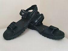 Reebok Black Sandals Size 9