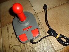 Joystick mit auto fire grau rot Amiga C64 Commodore und andere - fehler boden