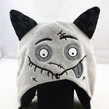 Disney Tim Burton Frankenweenie Sparky Beanie Plush Warm Hat Cosplay Costume Cap