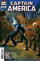 Captain America #12 Alex Ross Variant 25th Cover | VF+/NM | Marvel Comics 2020