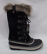 Sorel Womens Joan of Arctic Boots 1708791 Black/Stone Size 10