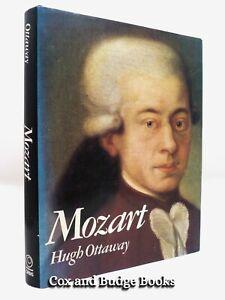 SHENA FRASER Scottish composer, signed copy of Hugh Ottaway MOZART 1979 1st HBDW