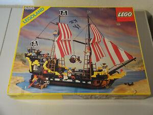 (TB ) LEGO 6285 BLACK SEAS BARRACUDA PIRATENSCHIFF NUR ORGINALVERPACKUNG