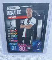 2020 Topps Match Attax Christiano Ronaldo Juventus FC Base Card