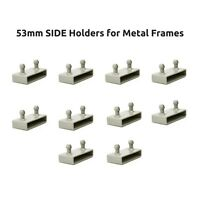 38mm Twin Plastic Bed Slat Holders Free Delivery Caps for Wooden Bed Frames