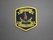 SOUVENIR - ENDEAVOUR- RANDWICK NEW Embroidered Sew-on Badge(C584)