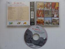 CD Album Ce jour la Choeur grégorien du Mans    AM CD 107 30001