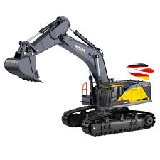 RC ferngesteuerter Raupenbagger, Baustellen-Fahrzeug,2.4GHz Auto-Modell mit Akku