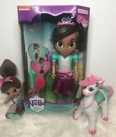 New! Nella The Princess Knight Lot of 3 Age 3+ Girls Toys