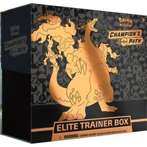 Pokemon TCG - Champions Path Elite Trainer Box - New & Sealed