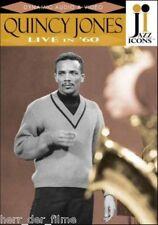 QUINCY JONES: LIVE IN '60 (NEU+OVP)