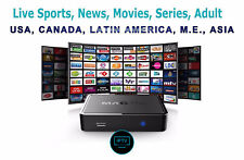 Iptv Premium Subscription 8,000 Channels & Vod - 1 Month