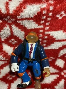 TMNT Universal Monsters Invisible Man Michaelangelo Playmates Action Figure 1994