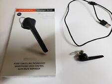 Read - Quite Mic Plantronics Voyager 3220 Bluetooth Headset