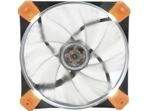 Antec Advance TrueQuiet 120 UFO Wt 120mm White LED Case Fan NEW