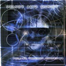 Velvet Acid Christ - Twisted Thought Generator [New CD]