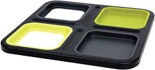 MATRIX BAIT WAITER LOADED WITH  4 INSERTS CARP FISHING TACKLE SEATBOX TRAY