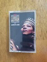 Queen Latifah Nature Of A Sista' Cassette Tape