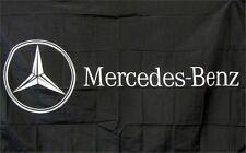 MERCEDES-BENZ LOGO DEALER BANNER FLAG SIGN