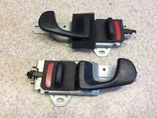 1992 Dodge Stealth 3000gt Black Interior Door Handles Pair
