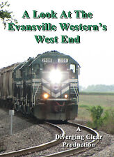 Train DVD: A Look At The Evansville Western's West End