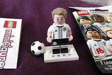 Lego 71014 MAX KRUSE (23) minifigure Germany football DFB Mannschaft genuine
