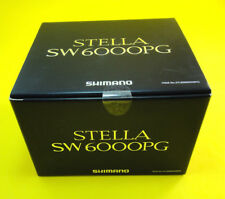 NEW IN BOX SHIMANO STELLA SW 6000PG SPINNING REEL *New Shipment - Fast Delivery*