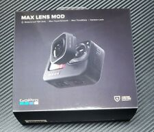 Gopro Hero 9 Black Max Lens Mod Brand New Factory Sealed Hero9