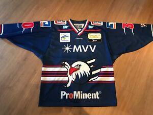 eishockey trikot Adler Mannheim Nr. 30 Emery