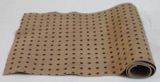 Echtes Lederstücke Lederzuschnitte 15 cm x 42 cm Lamm Nappa Leder weiche Haptik