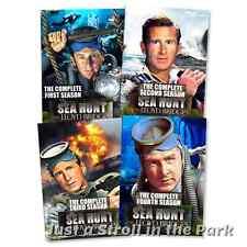 Sea Hunt: Complete Lloyd Bridges TV Series Seasons 1 2 3 4 Box/DVD Set(s) NEW!