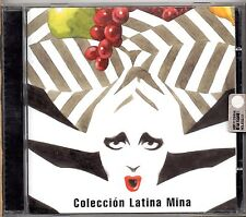 MINA canta in SPAGNOLO - CD COLECCION LATINA Made in Italy 2001