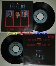 LP 45 7'' THE POLICE Don't stand so close to me live 1986 germany A&M cd mc dvd